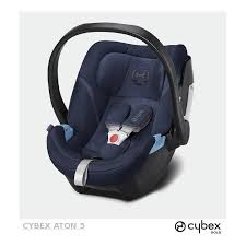 CYBEX ATON M OVETTO DENIM BLUE : 4058511204154