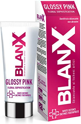 BLANX GLOSSY PINK FLORAL SOPHISTICATION : 8017331056981
