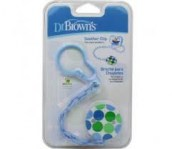 DR BROWN'S CLIP SICUREZZA PLASTICA : 072239301722