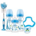 DR BROWN'S SET REGALO BLUE : 072239306864