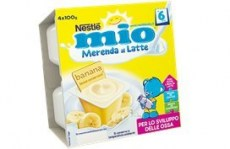 MIO MERENDA BANANA LATTE 4X100GR,NESTLE,7773200,40057811,ekarma.it