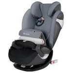 CYBEX PALLAS M-FIX BLACK DARK GREY : 4251158227405