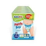 BABYLINO PANTS BOY JUNIOR 12-18KG 18PZ : 5201263089176
