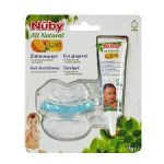 NUBY COMBO SET GEL DENTIZIONE+GUM : 5414959017722
