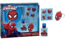 SPIDERMAN SET 30 ML +FRISBEE+ACC. : 663350057669
