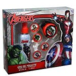 AVENGERS SET REGALO+EDT 100 ML : 663350063134