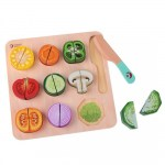 CLASSIC WORLD CUTTING VEGETABLES PUZZLE : 6927049050114