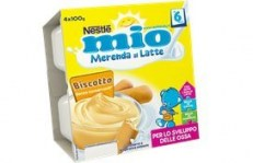 MIO MERENDA BISCOTTO LATTE 4X100GR,NESTLE,7712091408,7613032383497,ekarma.it