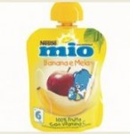 MIO FRUTTA 100% MELA BANANA 90GR,NESTLE,7712255233,7613034869128,ekarma.it