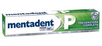 MENTADENT P DENTIFRICO 75ML : 8000630055113