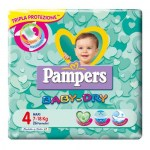 PAMPERS BABY DRY MAXI 26 PEZZI : 8001480088504