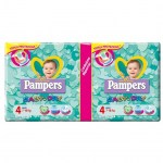 PAMPERS BABY DRY PACCO DOPPIO MAXI : 8001480093959