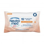 NEUTROMED SALVIETTINE DELICATE 15PZ : 8015700155969