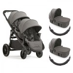 BABY JOGGER GEMELLARE CITY SELECT LUX : 8051827561597