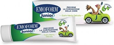 EMOFORM JUNIOR DENTIFRICIO 75ML : 8056772950397