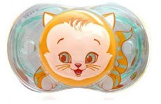 RAZBABY CIUCCIO KEEP-IT-KLEEN KIT KITTY : 8573710006928